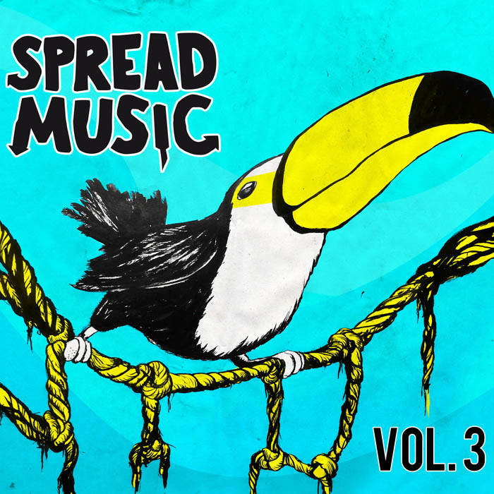 Spreadmusic Sampler Vol. 3 mit Nils Kayee